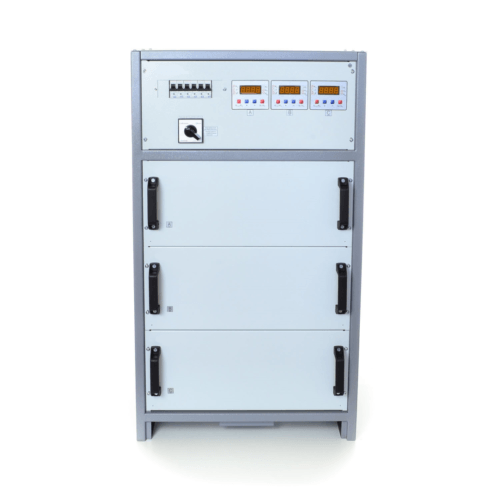 Стабилизатор напряжения трехфазный (РЭТА) серии ННСТ Calmer